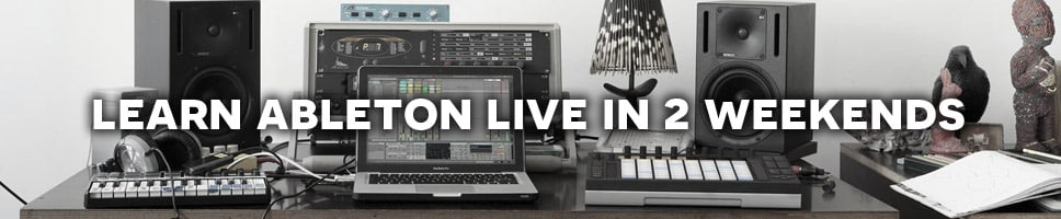Learn-Ableton-Live-in-2-weekends