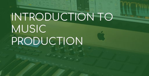 Introduction To Music Production Course
