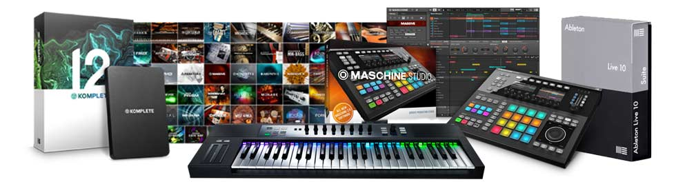Free Native Instruments Products