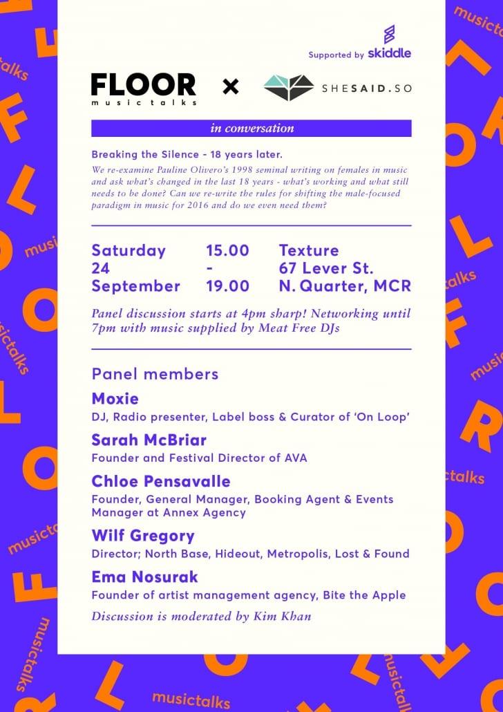 FLOOR event 1