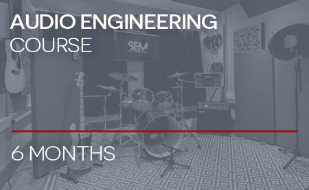 Audio Engineering Course Manchester