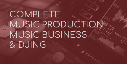 DJ Courses | Do you want to be a DJ? | School of Electronic Music