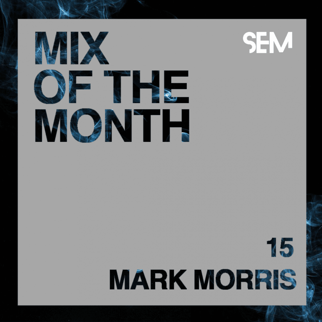 Mix of the Month Mark Morris