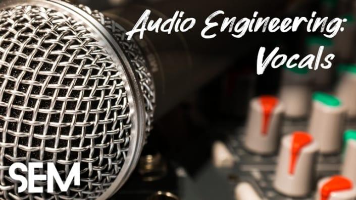 audio engineering courses