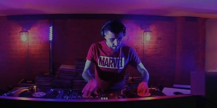 SEM Complete DJ Course Filmed Performance October 2019
