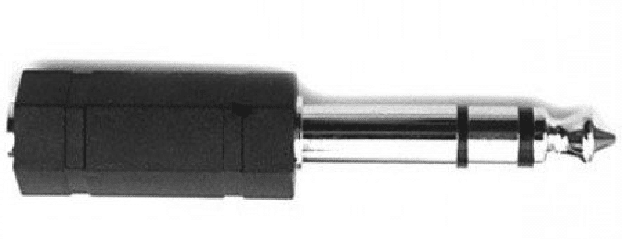 Stereo jack adapter