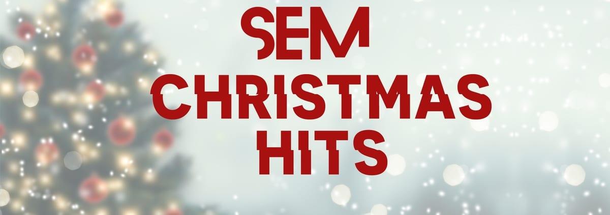 SEM-Christmas Hits Header