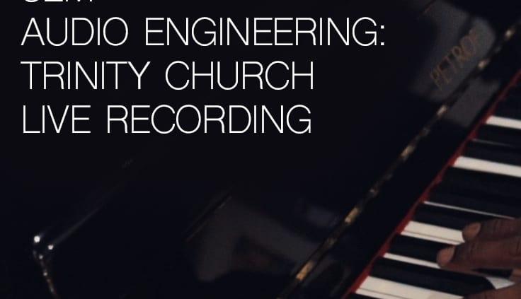 School of Electronic Music Audio Engineering Field Trip Header