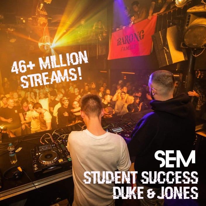SEM Student Success: Duke & Jones Interview