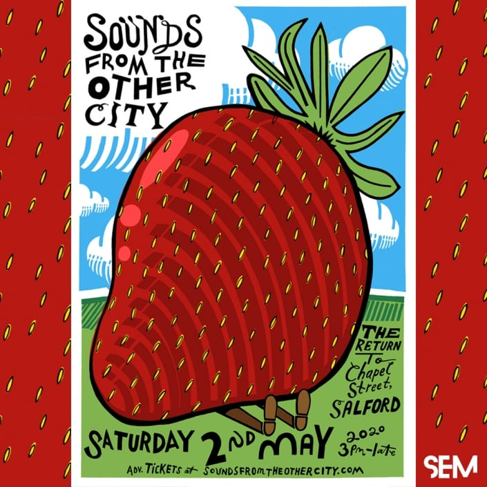 Sounds from The Other City SEM Stage 2020