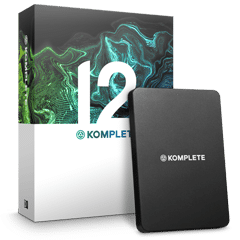 Free Native Instruments Komplete 12