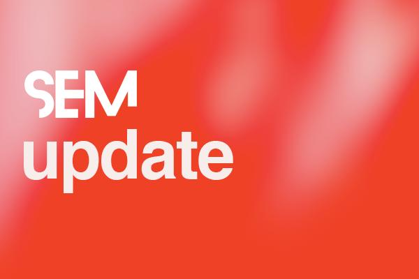 SEM COVID-19 UPDATE