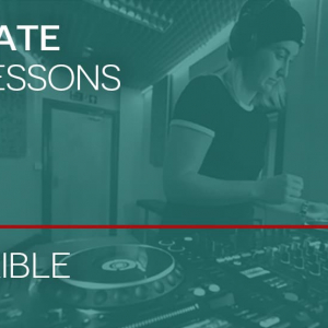 School of Electronic Music Private 121 DJ Lessons Tuition