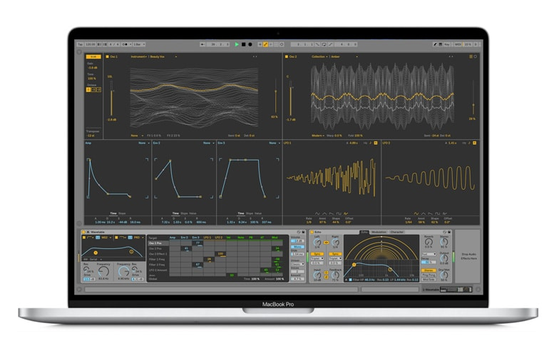 School of Electronic Music Ableton Live Course Mac Pro