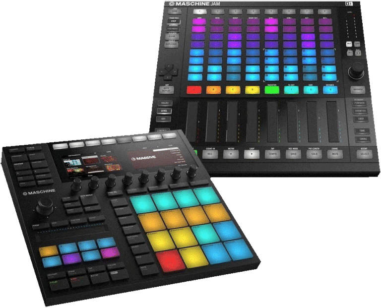 Native Instruments Maschine Png