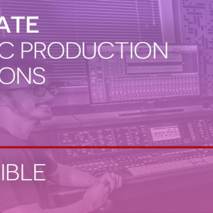 Private Music Production Lessons