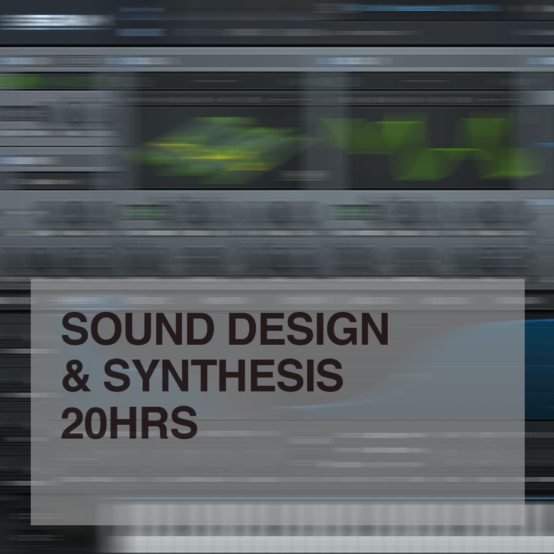 SEM-Sound-Design-and-Synthesis-Study-Online