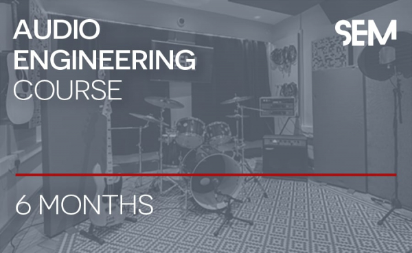 School of Electronic Music Audio Engineering Course
