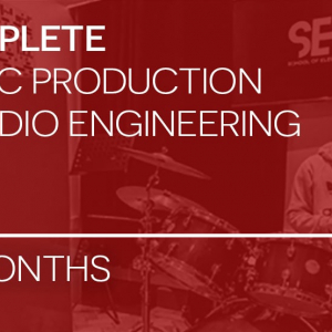 School of Electronic Music Complete Music Production and Audio Engineering Course