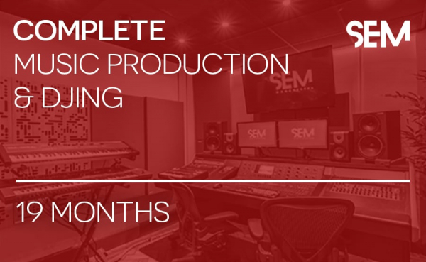 School of Electronic Music Complete Music Production and DJing Course