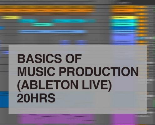Basics of Music Production Ableton Live Online Training SEM
