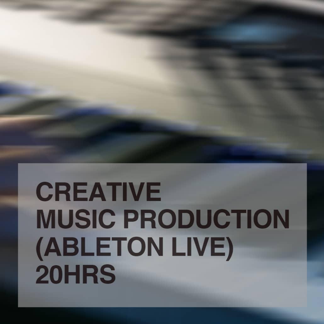 Creative Music Production Online Training SEM