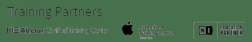 School of Electronic Music Training Partners
