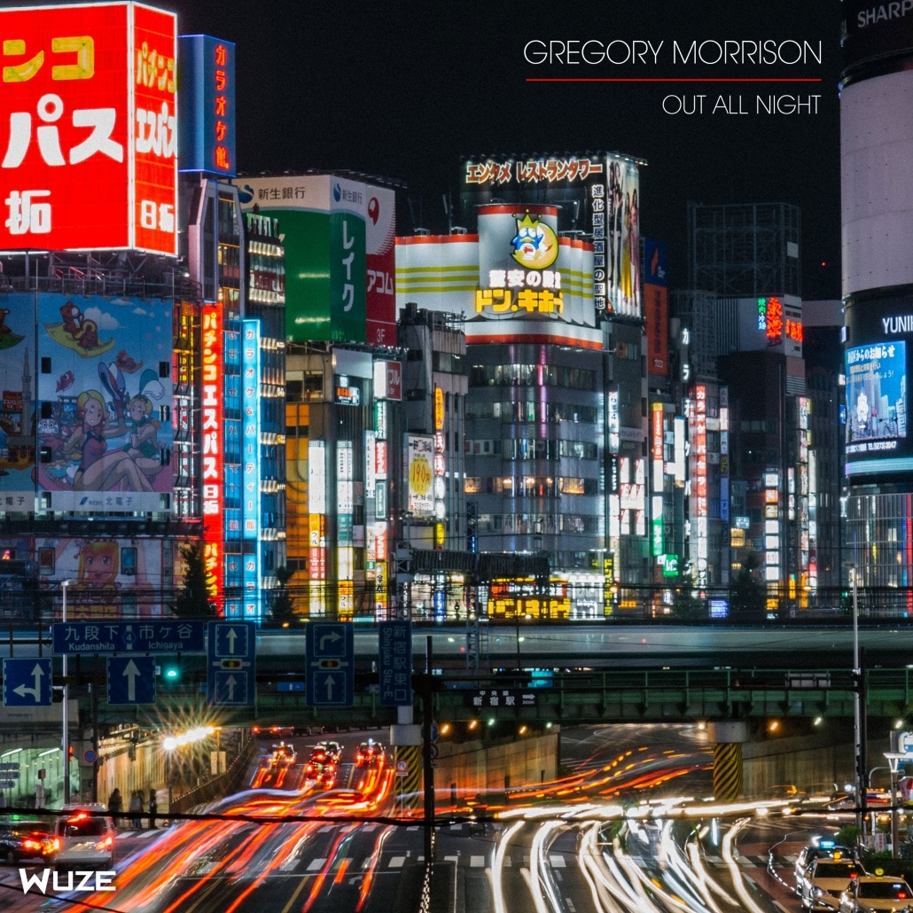 SEM Gregory Morrison Out All Night Album